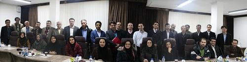 اولين گردهمايي مديران گروههاي آموزشي